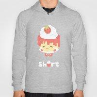 Strawberry Short Cake Hoody