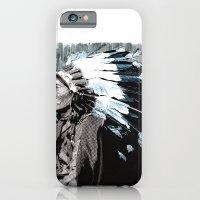 Native American Chief 2 iPhone 6 Slim Case