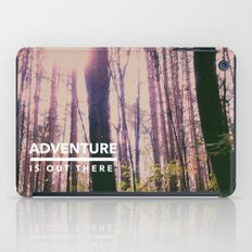 Adventure Is Out There iPad Case