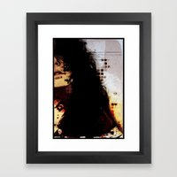 bello come... Framed Art Print