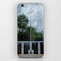 EOD Memorial iPhone & iPod Skin