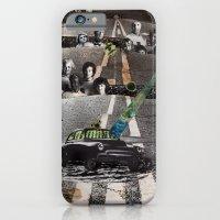 Strange Angels | Collage iPhone 6 Slim Case