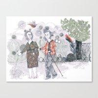 Providencia Canvas Print