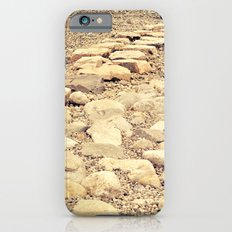 broken road iPhone 6 Slim Case