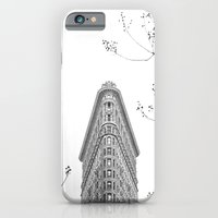 Flatiron Building NYC iPhone 6 Slim Case
