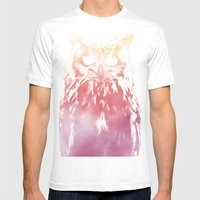 Hedwig Mens Fitted Tee White SMALL