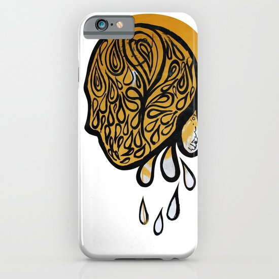 Drops fall iPhone & iPod Case