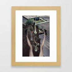 Artisfickle Insemination Framed Art Print