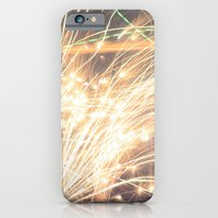 iPhone & iPod Case featuring Happy 4th of July 2011 2 by Katherine Farah