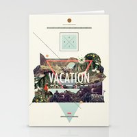 island Vacation Stationery Cards