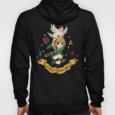 hyrule airlines brown Hoody
