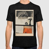 Dil. 8 Mens Fitted Tee Tri-Black SMALL