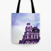 Ansonia - Storm Tote Bag