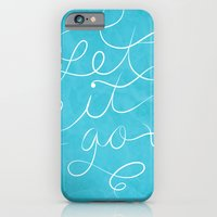 Let It Go iPhone 6 Slim Case