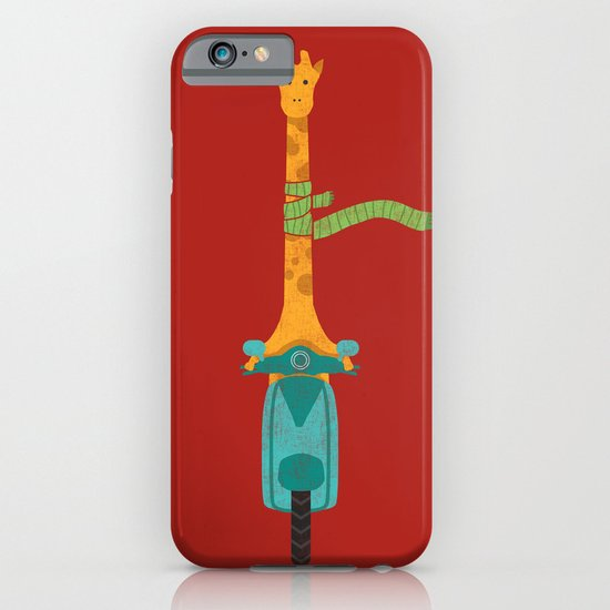 Scooter - ing around iPhone & iPod Case