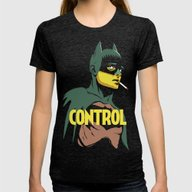 T-shirt featuring Control by Butcher Billy