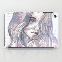 Spring 2015, Watercolor iPad Case