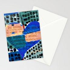 Be Mine-- Stationery Cards