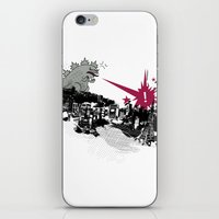 Gojira iPhone & iPod Skin