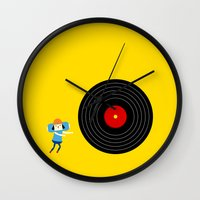 U Rollin' GOOD! Wall Clock