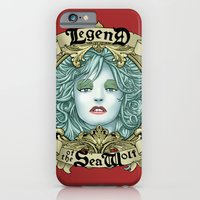 Legend Of The Sea Wolf iPhone 6 Slim Case