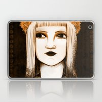 Miss Autumn II Laptop & iPad Skin