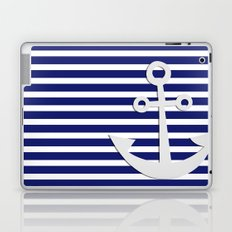 Hipster Sailing Laptop & iPad Skin