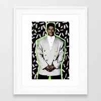 Carlton Swagz: Second Edition (No Logo) Framed Art Print