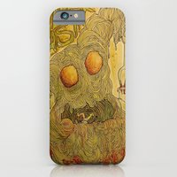 iPhone & iPod Case featuring Killer Pasta by Marcelo O. Maffei