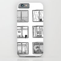 iPhone & iPod Case featuring Every Window is A Story by Estelle F
