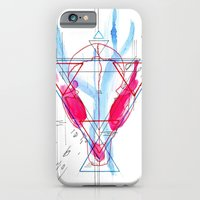 iPhone & iPod Case featuring I've Died Before And I Can Do It Again by Mikah Washed