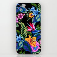 Jungle Vibe iPhone & iPod Skin