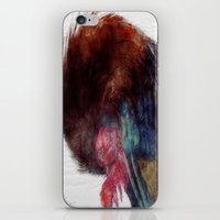Tucked In for the Night iPhone & iPod Skin