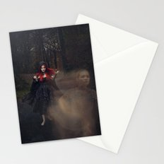 Helplessly Lost Stationery Cards