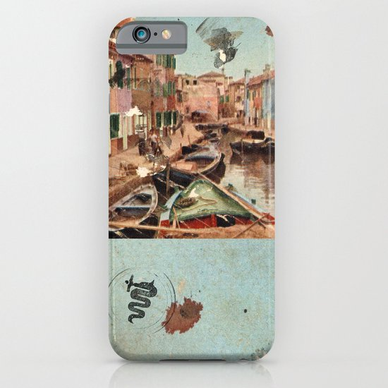 Little Italy iPhone & iPod Case