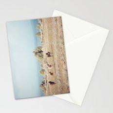 Oregon Wilderness Horses Stationery Cards