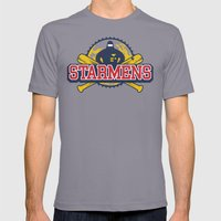 Starmens Mens Fitted Tee Slate SMALL