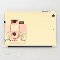 Think Pink iPad Case