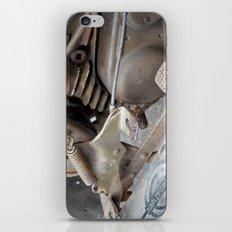 Rusty Harley iPhone & iPod Skin