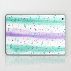 #102. JENNI (Musical Notes) Laptop & iPad Skin
