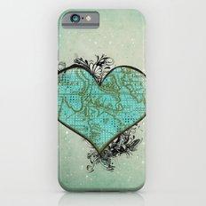 Heart #3 iPhone 6s Slim Case