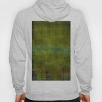 Green burrows ~ Abstract Hoody
