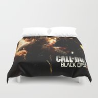 Call Of Duty  , Call Of … Duvet Cover