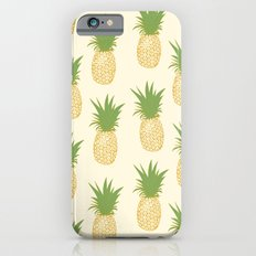 Pineapple Gold iPhone 6 Slim Case