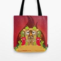 Tacomania Tote Bag