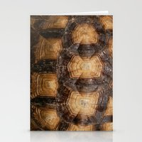 Shell Game Stationery Cards