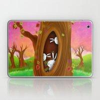 Bunny Tree Laptop & iPad Skin