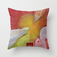 Pueblo Throw Pillow