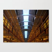 cells Canvas Print