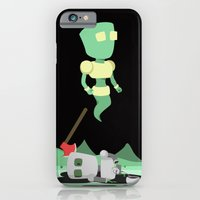 A Ghastly Crime iPhone 6 Slim Case
